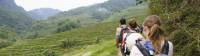 Students on trek in Vietnam |  <i>Nick Hardcastle</i>
