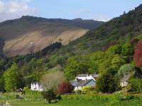 The lovely village of Grasmere |  <i>John Millen</i>